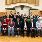 Vorstand neu gewählt – Jahreshauptversammlung 2013