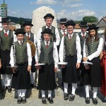 Marschmusikbewertung 2013 in Ziersdorf