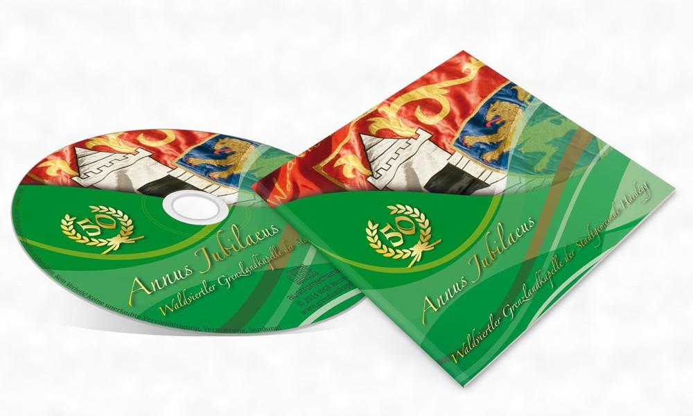 Annus Jubilaeus CD&Booklet