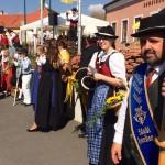 Zu Gast beim Bezirksmusikfest in Langau