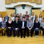 Vorstand wiedergewählt – Jugend rückt nach