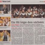 """""""Ein Hit folgte dem nächsten"""" NÖN 31/2017"""