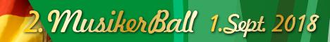 Informationen zum 2. Musikerball 2018 der Grenzlandkapelle Hardegg