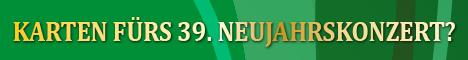 Informationen zum 39. Neujahrskonzert der Grenzlandkapelle Hardegg