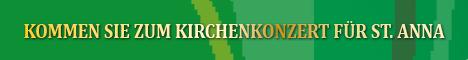 Informationen zum Kirchenkonzert der Grenzlandkapelle Hardegg